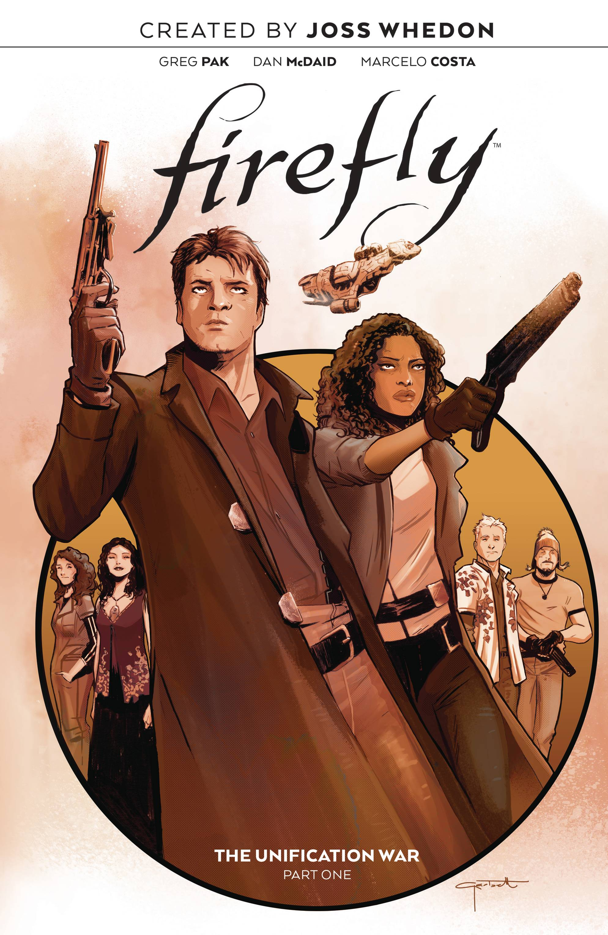 FIREFLY UNIFICATION WAR TP 01