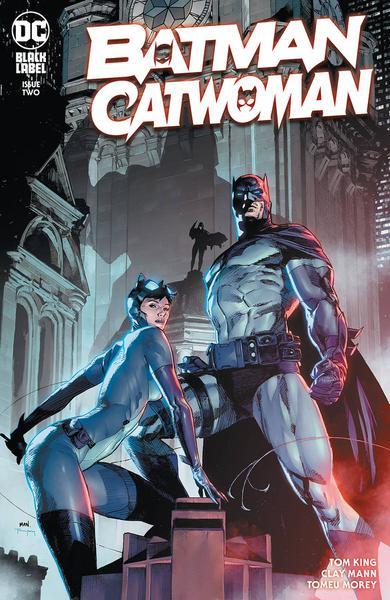 DF BATMAN CATWOMAN #2 WILLIAMS SGN