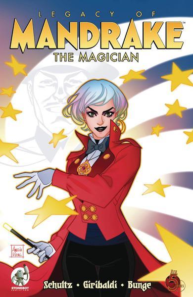 LEGACY OF MANDRAKE THE MAGICIAN TP 01