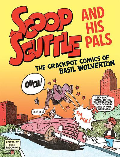 SCOOP SCUTTLE & HIS PALS TP WOLVERTON