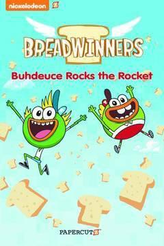 BREADWINNERS GN 02 BUHDEUCE ROCKS THE ROCKET