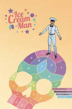 ICE CREAM MAN TP 03 HOPSCOTCH MELANGE