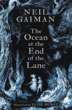 OCEAN AT END OF THE LANE ILLUSTRATED HC ED