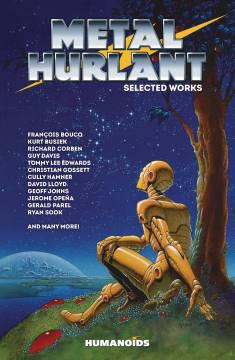 METAL HURLANT SELECTED WORKS TP