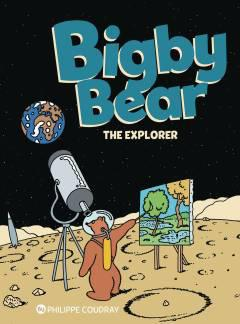 BIGBY BEAR EXPLORER TP