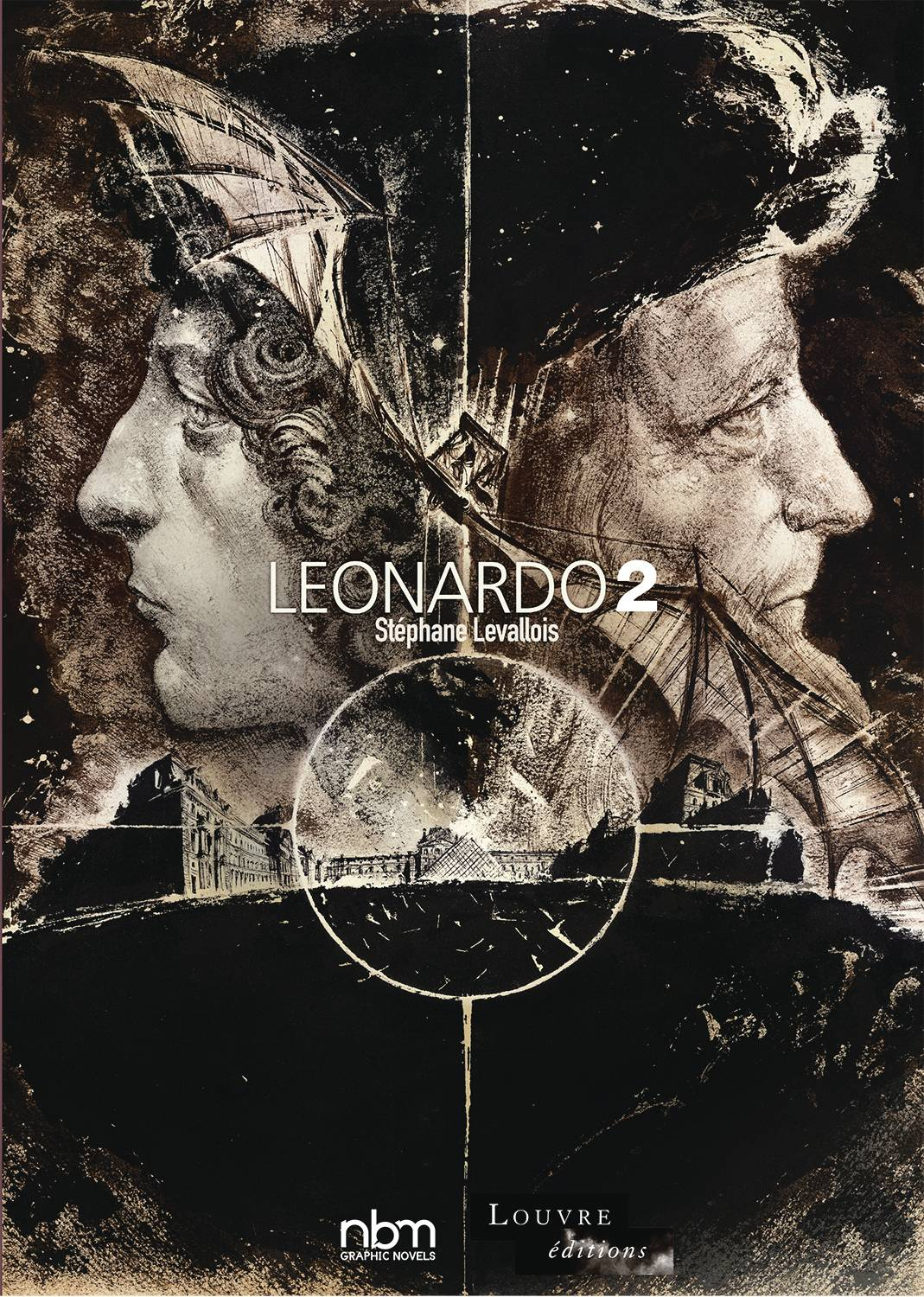 LOUVRE COLLECTION HC LEONARDO
