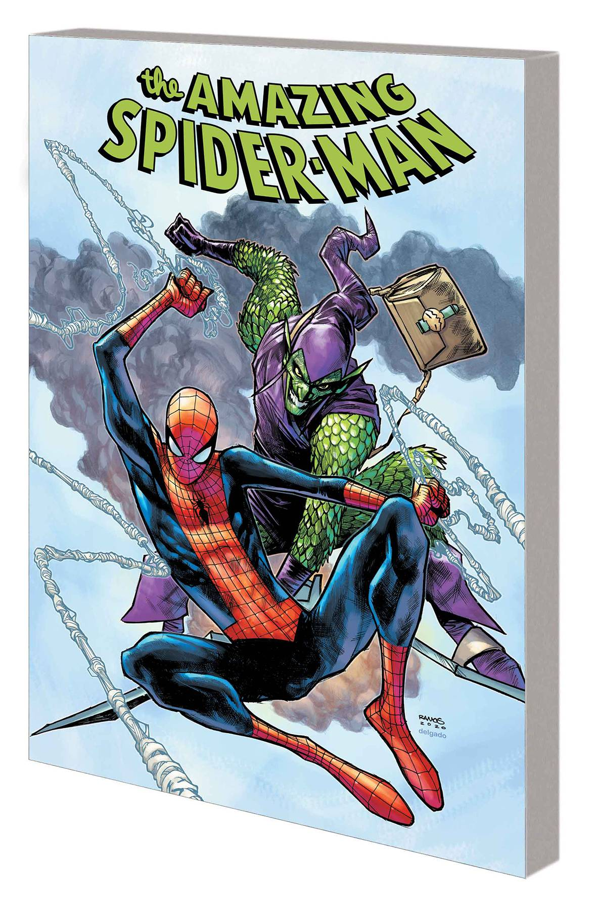 AMAZING SPIDER-MAN BY NICK SPENCER TP 10 GREEN GOBLIN RETURNS