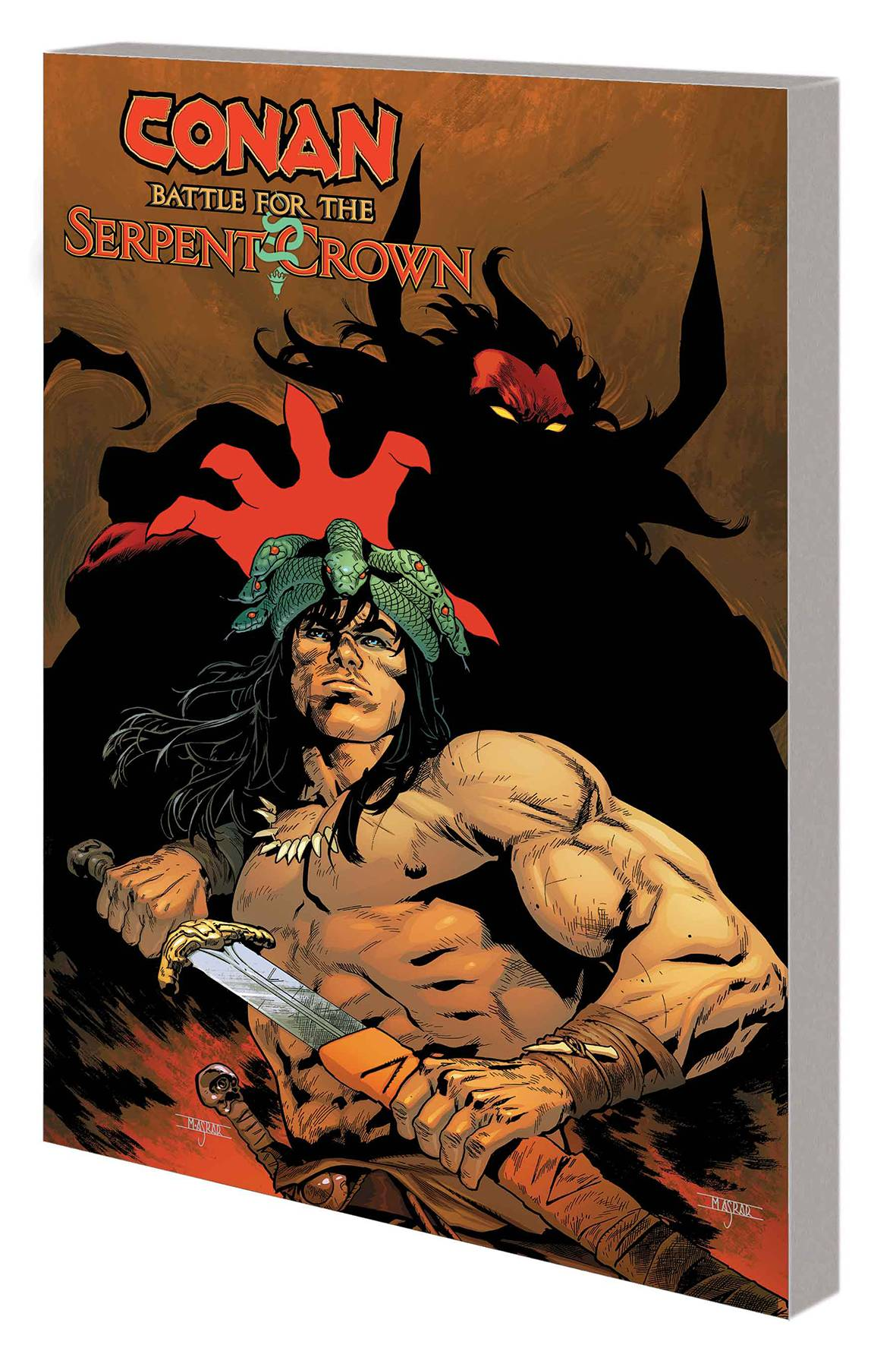 CONAN BATTLE FOR SERPENT CROWN TP