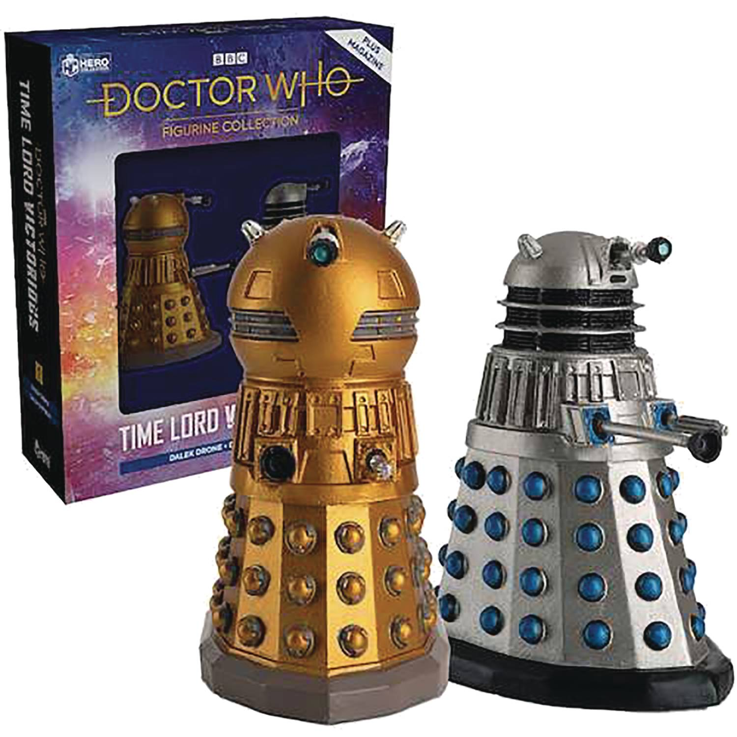 DOCTOR WHO TIME LORD VICTORIOUS FIG MAG