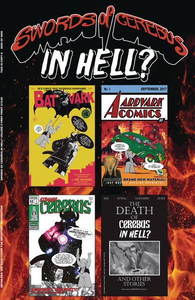 SWORDS OF CEREBUS IN HELL TP 02