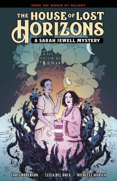 HOUSE OF LOST HORIZONS HC 01 SARAH JEWELL MYSTERY