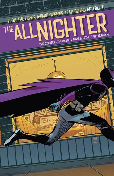 ALL-NIGHTER TP 01