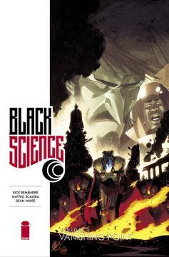 BLACK SCIENCE TP 03 VANISHING PATTERN