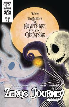 NIGHTMARE BEFORE CHRISTMAS ZEROS JOURNEY
