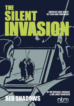 SILENT INVASION GN 01 SECRET AFFAIRS & RED SHADOWS