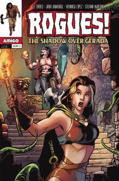 ROGUES SHADOW OVER GERADA