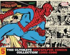 AMAZING SPIDER-MAN ULT NEWSPAPER COMICS HC 05 1985-1986