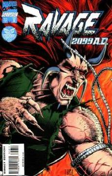 RAVAGE 2099 (1-33)