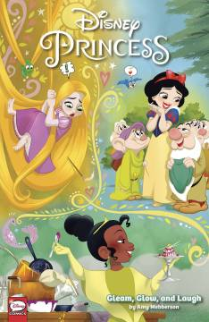 DISNEY PRINCESS GLEAM GLOW & LAUGH TP