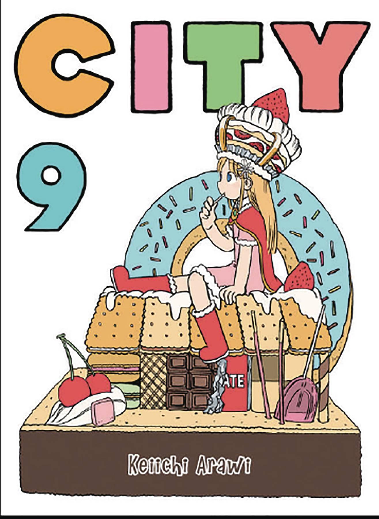 CITY GN 09
