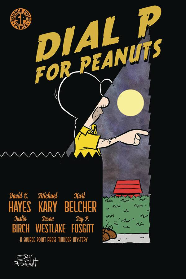 DIAL P FOR PEANUTS TP