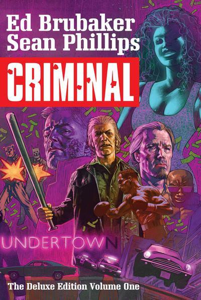CRIMINAL DELUXE ED HC 01