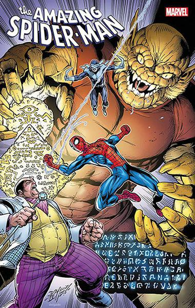 DF AMAZING SPIDERMAN #64 SPENCER SGN