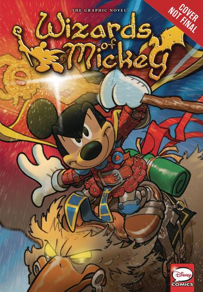 WIZARDS OF MICKEY GN 03