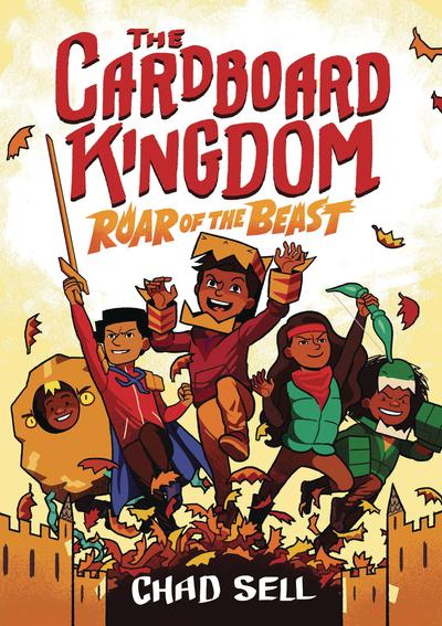 CARDBOARD KINGDOM HC 02 ROAR OF BEAST
