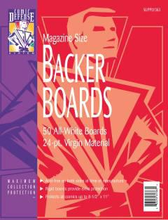 BACKING BOARDS MAGAZINE CDS