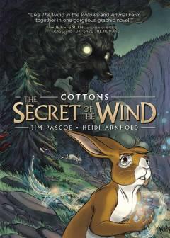 COTTONS TP 01 SECRET OF WIND