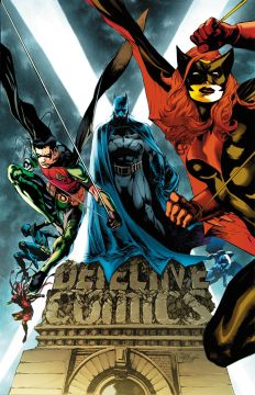 BATMAN RISE AND FALL OF THE BATMAN OMNIBUS HC