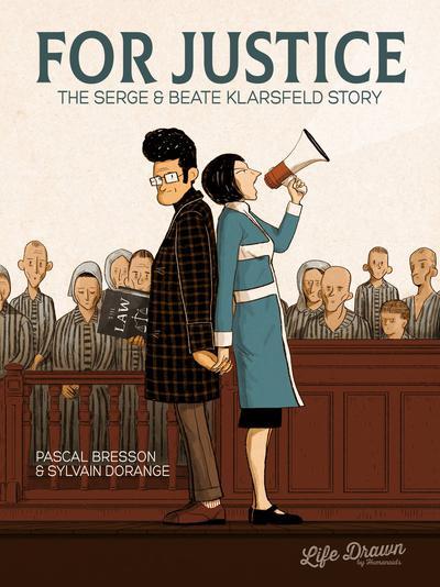 FOR JUSTICE SERGE & BEATE KLARSFELD STORY TP