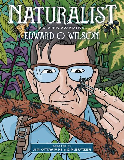 NATURALIST GRAPHIC ADAPTATION HC