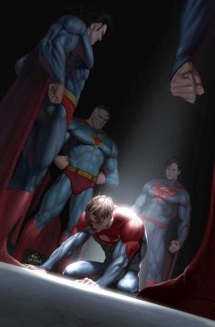 FUTURE STATE SUPERMAN OF METROPOLIS