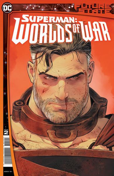 FUTURE STATE SUPERMAN WORLDS OF WAR