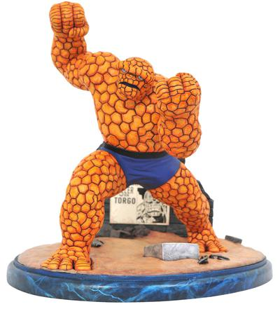 MARVEL PREMIER COLLECTION COMIC THING STATUE