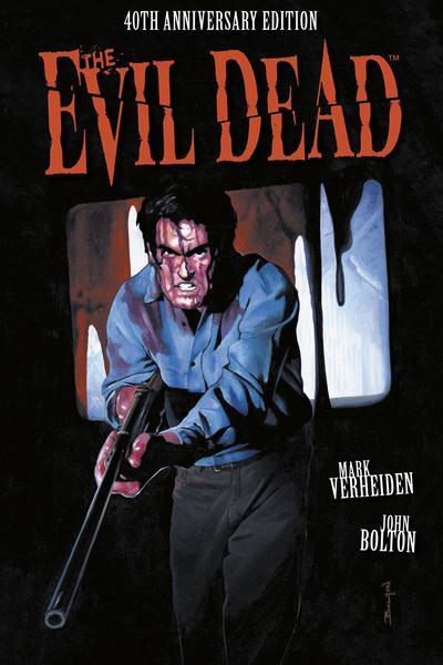 EVIL DEAD 40TH ANNIVERSARY ED HC 01