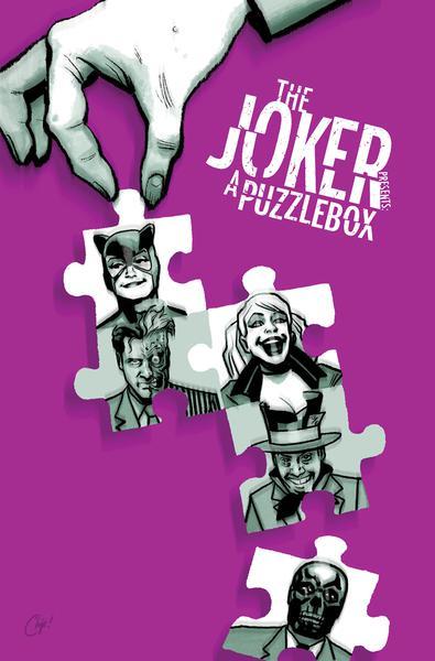 JOKER PRESENTS A PUZZLEBOX