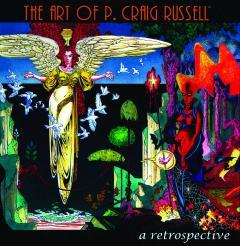 ART OF P CRAIG RUSSELL HC
