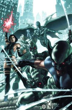 UNCANNY X-FORCE I (1-35)