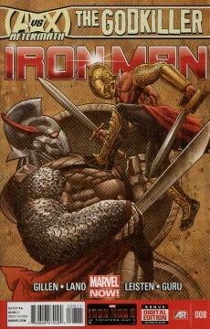 IRON MAN V (1-28)
