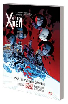 ALL NEW X-MEN TP 03 OUT OF THEIR DEPTH
