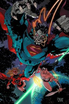 SUPERMAN WONDER WOMAN COMBO PACK