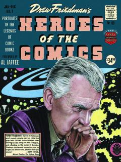 HEROES OF THE COMICS HC PORTRAITS PIONEERING LEGENDS