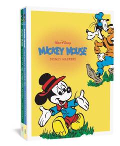 DISNEY MASTERS GIFT HC BOX SET 1 & 3 MICKEY MOUSE