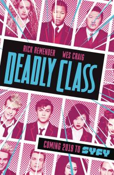 DEADLY CLASS TP 01 MEDIA TIE-IN ED