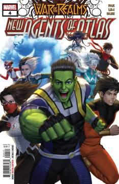 WAR OF REALMS NEW AGENTS OF ATLAS