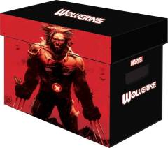 MARVEL GRAPHIC COMIC BOXES WOLVERINE