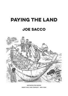 PAYING THE LAND TP